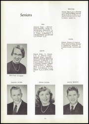 Page 14, 1956 Edition, Jasper Central School - Golden Glimpses Yearbook (Jasper, NY) online yearbook collection