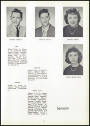 Page 15, 1956 Edition, Jasper Central School - Golden Glimpses Yearbook (Jasper, NY) online yearbook collection