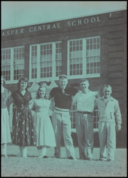 Page 3, 1956 Edition, Jasper Central School - Golden Glimpses Yearbook (Jasper, NY) online yearbook collection