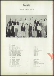 Page 10, 1957 Edition, Jasper Central School - Golden Glimpses Yearbook (Jasper, NY) online yearbook collection