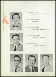 Page 16, 1957 Edition, Jasper Central School - Golden Glimpses Yearbook (Jasper, NY) online yearbook collection
