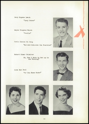 Page 17, 1957 Edition, Jasper Central School - Golden Glimpses Yearbook (Jasper, NY) online yearbook collection