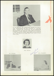 Page 9, 1957 Edition, Jasper Central School - Golden Glimpses Yearbook (Jasper, NY) online yearbook collection