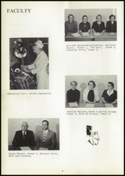 Page 10, 1958 Edition, Jasper Central School - Golden Glimpses Yearbook (Jasper, NY) online yearbook collection