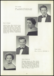 Page 15, 1958 Edition, Jasper Central School - Golden Glimpses Yearbook (Jasper, NY) online yearbook collection