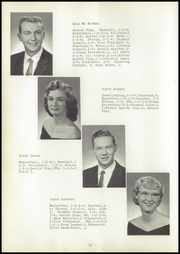 Page 16, 1958 Edition, Jasper Central School - Golden Glimpses Yearbook (Jasper, NY) online yearbook collection