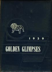 1959 Edition, Jasper Central School - Golden Glimpses Yearbook (Jasper, NY)