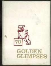 1970 Edition, Jasper Central School - Golden Glimpses Yearbook (Jasper, NY)