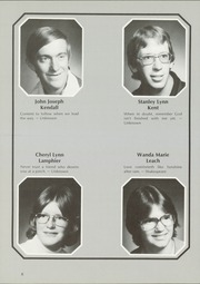 Page 12, 1978 Edition, Jasper Central School - Golden Glimpses Yearbook (Jasper, NY) online yearbook collection