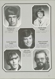 Page 17, 1978 Edition, Jasper Central School - Golden Glimpses Yearbook (Jasper, NY) online yearbook collection