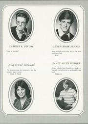 Page 11, 1982 Edition, Jasper Central School - Golden Glimpses Yearbook (Jasper, NY) online yearbook collection