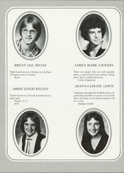 Page 12, 1982 Edition, Jasper Central School - Golden Glimpses Yearbook (Jasper, NY) online yearbook collection