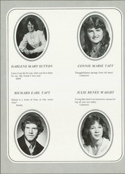 Page 16, 1982 Edition, Jasper Central School - Golden Glimpses Yearbook (Jasper, NY) online yearbook collection