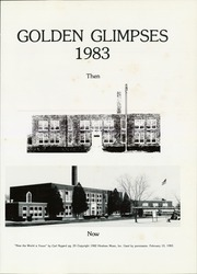 Page 5, 1983 Edition, Jasper Central School - Golden Glimpses Yearbook (Jasper, NY) online yearbook collection