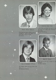 Page 8, 1986 Edition, Jasper Central School - Golden Glimpses Yearbook (Jasper, NY) online yearbook collection