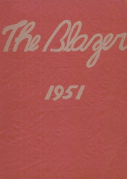 Page 1, 1951 Edition, Lafargeville High School - Blazer Yearbook (Lafargeville, NY) online yearbook collection