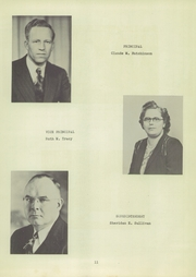 Page 15, 1951 Edition, Lafargeville High School - Blazer Yearbook (Lafargeville, NY) online yearbook collection