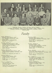 Page 16, 1951 Edition, Lafargeville High School - Blazer Yearbook (Lafargeville, NY) online yearbook collection