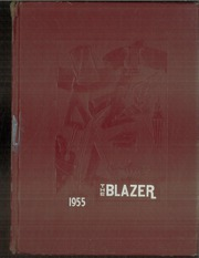 1955 Edition, Lafargeville High School - Blazer Yearbook (Lafargeville, NY)