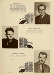 Page 72, 1949 Edition, St Johns University - Yearbook (Queens, NY) online yearbook collection