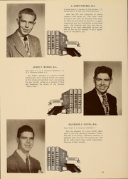 Page 81, 1949 Edition, St Johns University - Yearbook (Queens, NY) online yearbook collection