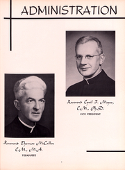 Page 12, 1955 Edition, St Johns University - Yearbook (Queens, NY) online yearbook collection