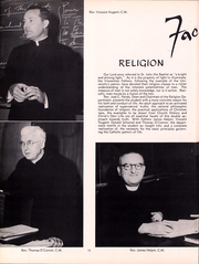 Page 15, 1955 Edition, St Johns University - Yearbook (Queens, NY) online yearbook collection