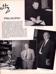 Page 16, 1955 Edition, St Johns University - Yearbook (Queens, NY) online yearbook collection
