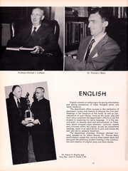 Page 17, 1955 Edition, St Johns University - Yearbook (Queens, NY) online yearbook collection