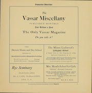 Page 9, 1903 Edition, Vassar College - Vassarion Yearbook (Poughkeepsie, NY) online yearbook collection