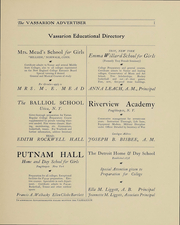 Page 11, 1906 Edition, Vassar College - Vassarion Yearbook (Poughkeepsie, NY) online yearbook collection