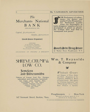 Page 4, 1906 Edition, Vassar College - Vassarion Yearbook (Poughkeepsie, NY) online yearbook collection