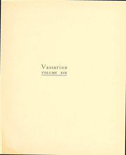 Page 16, 1907 Edition, Vassar College - Vassarion Yearbook (Poughkeepsie, NY) online yearbook collection