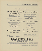 Page 11, 1908 Edition, Vassar College - Vassarion Yearbook (Poughkeepsie, NY) online yearbook collection