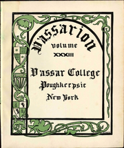 Page 15, 1911 Edition, Vassar College - Vassarion Yearbook (Poughkeepsie, NY) online yearbook collection