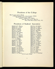 Page 17, 1918 Edition, Vassar College - Vassarion Yearbook (Poughkeepsie, NY) online yearbook collection