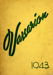 Page 1, 1943 Edition, Vassar College - Vassarion Yearbook (Poughkeepsie, NY) online yearbook collection