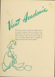 Page 10, 1943 Edition, Vassar College - Vassarion Yearbook (Poughkeepsie, NY) online yearbook collection