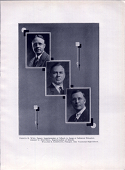 Page 15, 1930 Edition, Burgard Vocational High School - Craftsman Yearbook (Buffalo, NY) online yearbook collection