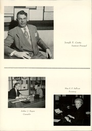 Page 10, 1953 Edition, Burgard Vocational High School - Craftsman Yearbook (Buffalo, NY) online yearbook collection