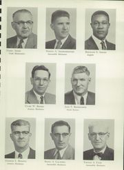 Page 15, 1955 Edition, Burgard Vocational High School - Craftsman Yearbook (Buffalo, NY) online yearbook collection