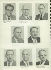 Page 16, 1955 Edition, Burgard Vocational High School - Craftsman Yearbook (Buffalo, NY) online yearbook collection