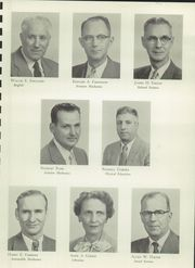 Page 17, 1955 Edition, Burgard Vocational High School - Craftsman Yearbook (Buffalo, NY) online yearbook collection