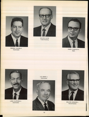 Page 10, 1971 Edition, Burgard Vocational High School - Craftsman Yearbook (Buffalo, NY) online yearbook collection