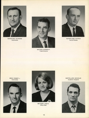 Page 11, 1971 Edition, Burgard Vocational High School - Craftsman Yearbook (Buffalo, NY) online yearbook collection