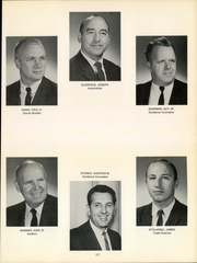 Page 13, 1971 Edition, Burgard Vocational High School - Craftsman Yearbook (Buffalo, NY) online yearbook collection