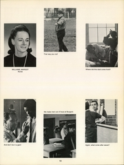 Page 15, 1971 Edition, Burgard Vocational High School - Craftsman Yearbook (Buffalo, NY) online yearbook collection