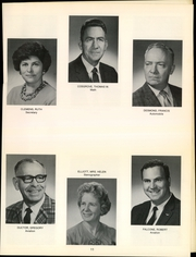 Page 9, 1971 Edition, Burgard Vocational High School - Craftsman Yearbook (Buffalo, NY) online yearbook collection