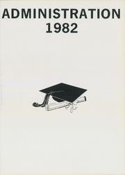Page 13, 1982 Edition, Burgard Vocational High School - Craftsman Yearbook (Buffalo, NY) online yearbook collection