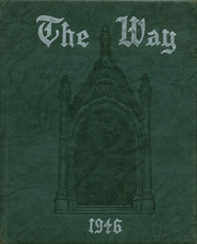 1946 Edition, Cathedral Academy - Way Yearbook (Albany, NY)
